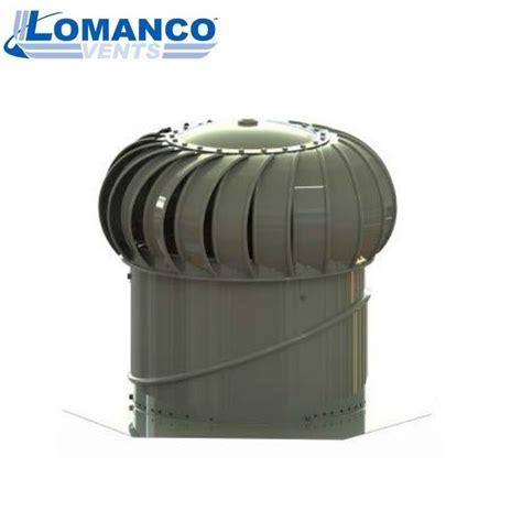 lomanco roofing turbine lomanco vent turbine set bib14 khaki roofing superstore 174