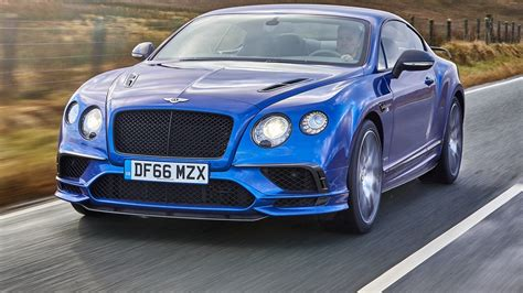 bentley continental supersports cars it is my