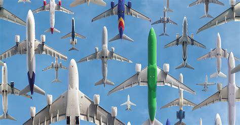 surreal   air traffic   world