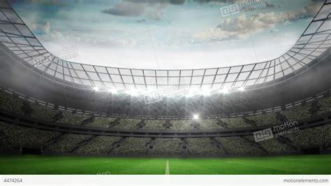 football stadium lights prices lights in large football stadium stock animation