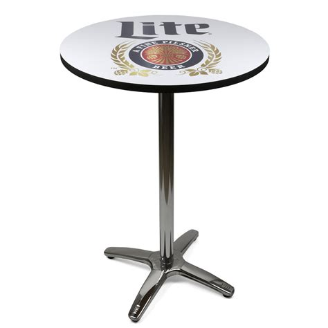 Miller Lite Bar Stools And Table by Bar Accessories Lighting Gifts For Home Bar Miller Lite