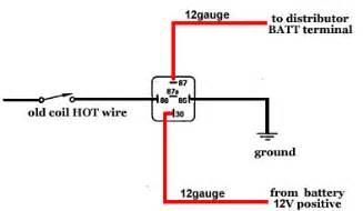 dui distributor installation relay wiring diagram 12 volt relay wiring diagram 12 volt 30 amp