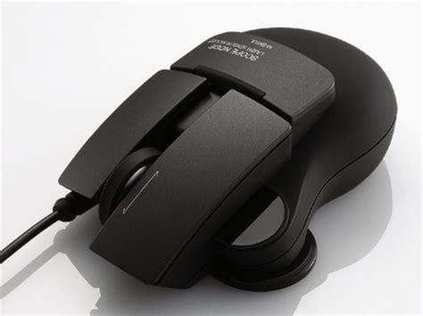 Mouse Elecom Elecom Scope Node Mouse Redefines Precision