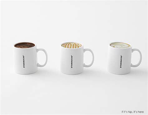 design starbucks mug nendo designs coffee mugs for starbucks that never need a