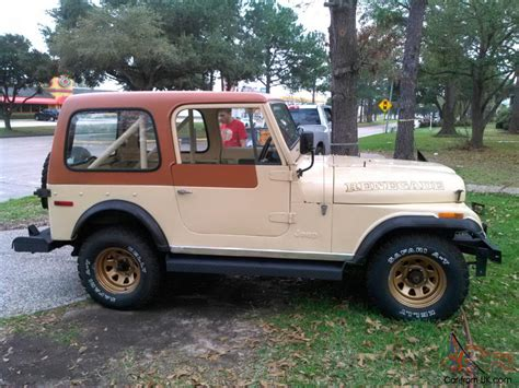 Amc Wrangler Cj7 Jeep Cj7