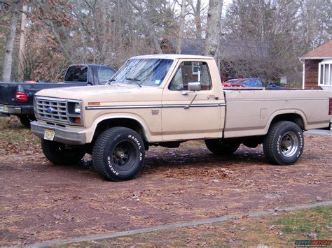 1986 ford f250 1986 ford f250 information and photos momentcar