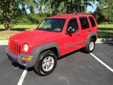 2002 Jeep Liberty Value 2002 Jeep Liberty For Sale Carsforsale