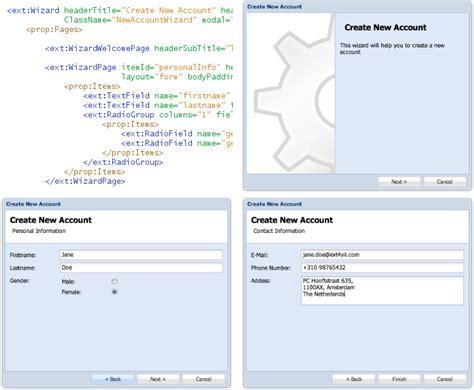netbeans yii tutorial ext4yii framework home