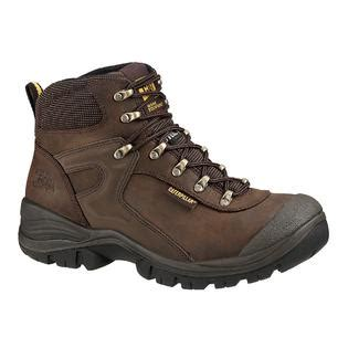 brown steel toe waterproof work boot n ready