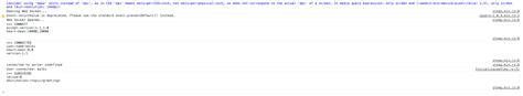 browser console log java error on delivery message on websocket using