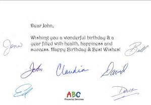 card messages for business clients fully automated birthday card service helps professionals
