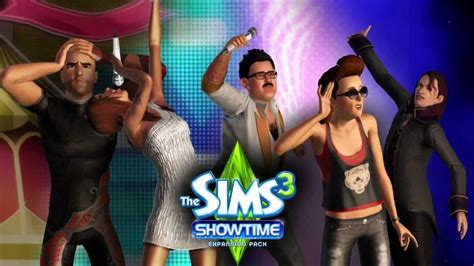 The Sims3 Show Time the sims 3 showtime trailer