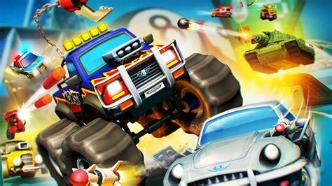 Micro Machines World Series Ps4 micro machines world series deb 252 t trailer chaos rennspiel f 252 r ps4 xbox one pc gamepro