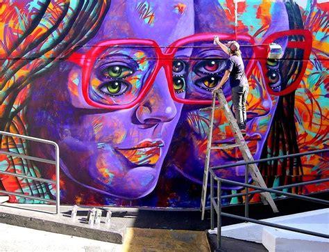 graffitis  murales hechos por todas partes del mundo