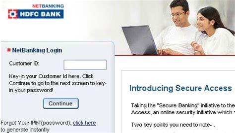 hdfc bank netbaning bbcnn news hdfc netbanking login page register third