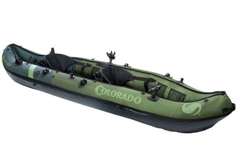 sevylor inflatable fishing boat review of the sevylor inflatable fishing kayak the