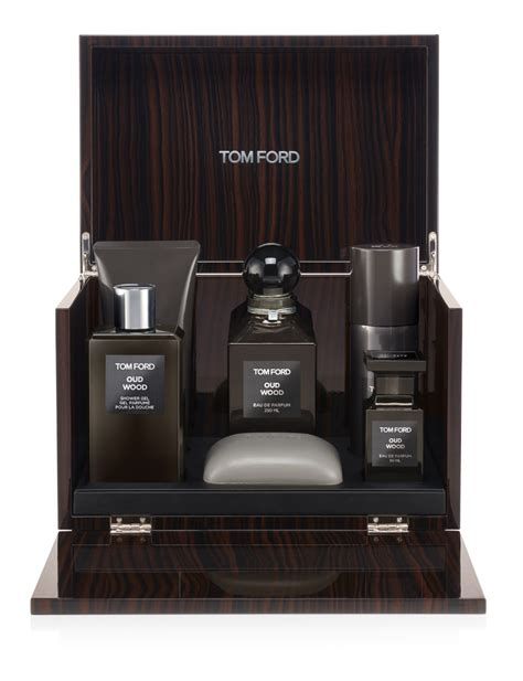 Oud Wood Tom Ford by Tom Ford Ultimate Oud Wood Set Yakymour