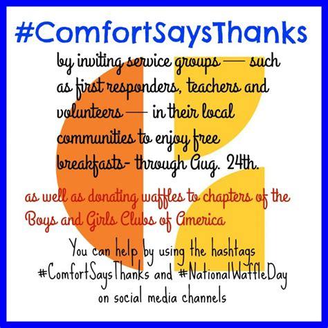 comfort rewards comfort brand hotels celebrates giveback caign with