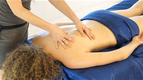 best techniques best relaxation back techniques how to give a