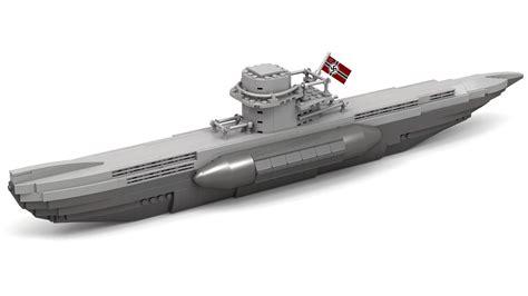 lego wwii type vii german u boat instructions youtube - Lego U Boat For Sale