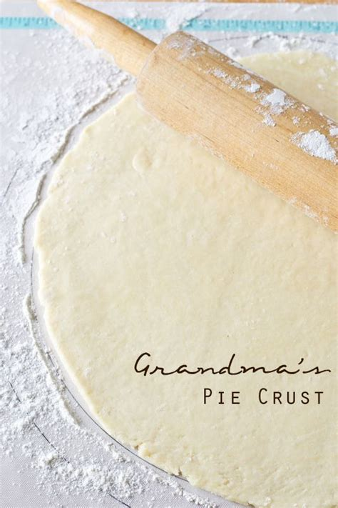 Handmade Pie Crust - 17 best images about backtipps on