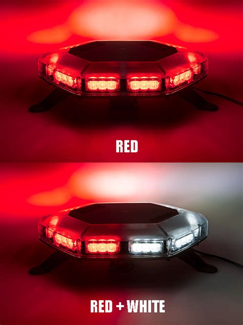 Led Emergency L emergency led light bar 360 degree strobing led mini light bar emergency led light bar