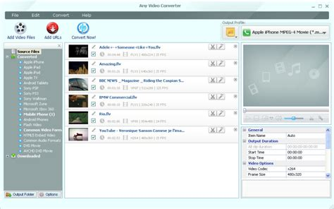 converter video free any video converter free 3 5 2 friends soft