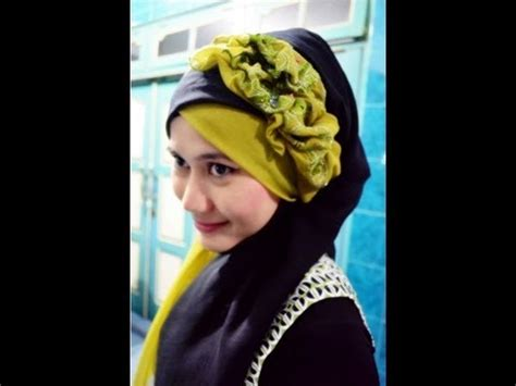 tutorial hijab wisuda by didowardah tutorial hijab pesta dan wisuda hijab paris by