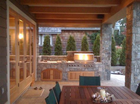 outdoor cooking area plans outdoor cooking area todsen design