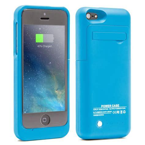 fundas para iphone 5c funda bater 237 a azul para iphone 5 5s 5c se pccomponentes
