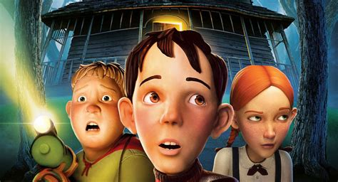 monster house monster house characters wallpaper by liviusquinky on