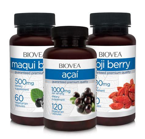 Acaiberry Capsulesacai Berrybersegel Original acai berry maqui berry goji berry antioxidant