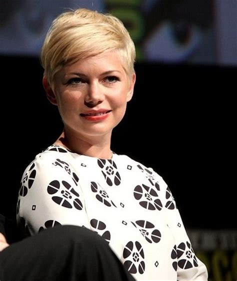 pixie cut on narrow face 100 best short haircuts for round faces and thin hair