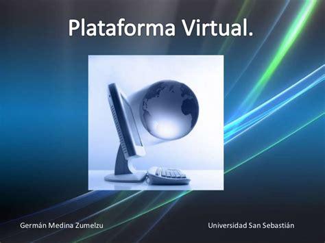 Plataforma Virtual | plataforma virtual