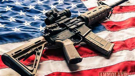 themes ltd real blue handguns ar 15 rifle a brief history historical time line