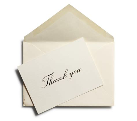 thank you for note thank you note tips for all occasions
