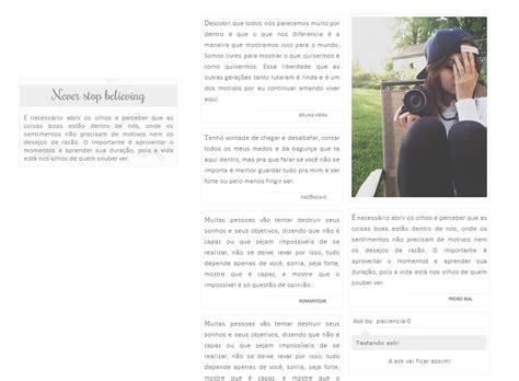 link para themes de tumblr paci 234 ncia zero themes themes para tumblr themes