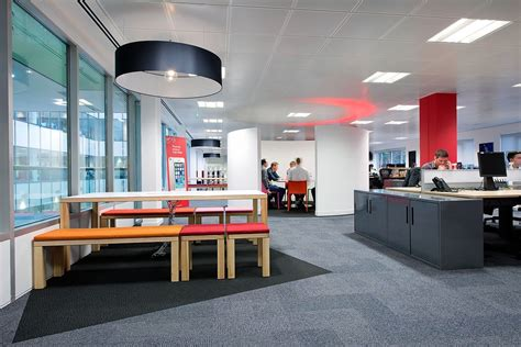 Office by Take A Tour Of Virgin Media S London Office Officelovin