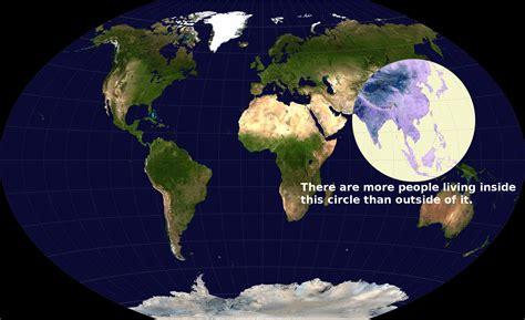all interno all interno di questo cerchio vivono pi 249 persone che nel