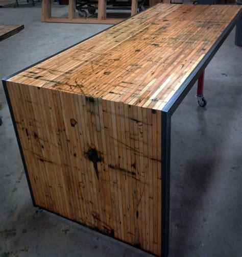 Schreibtisch Aus Arbeitsplatte Selber Bauen by Schreibtisch Selber Bauen 106 Originelle Vorschl 228 Ge