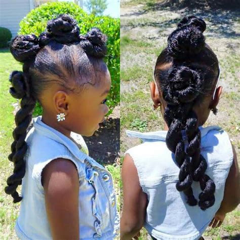 party hairstyles for 10 year olds best 25 black girls hairstyles ideas on pinterest