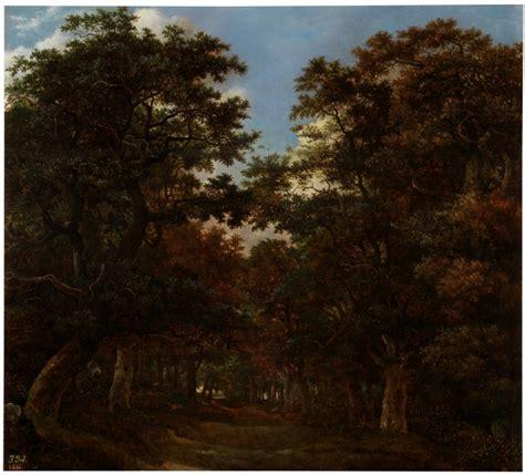 el bosque oscuro the el bosque lo oscuro museo nacional del prado