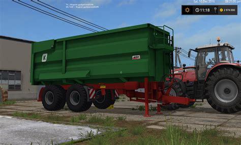 agroliner muk 303 for fs 17 farming simulator 2017 mod