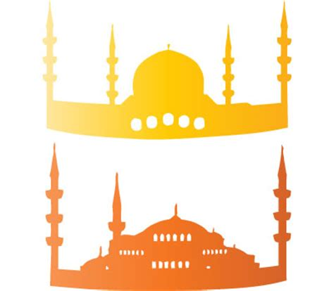 design masjid vector free download free mosque vector download for free clipart best