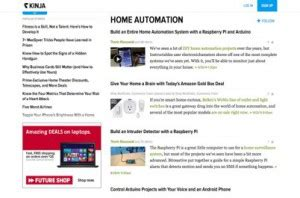 9 of the top home automation blogs garaga