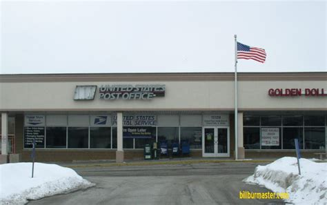 looking at the orland park post office on la grange road