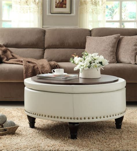 ottoman coffee table storage unit combination best 25 storage ottoman coffee table ideas on