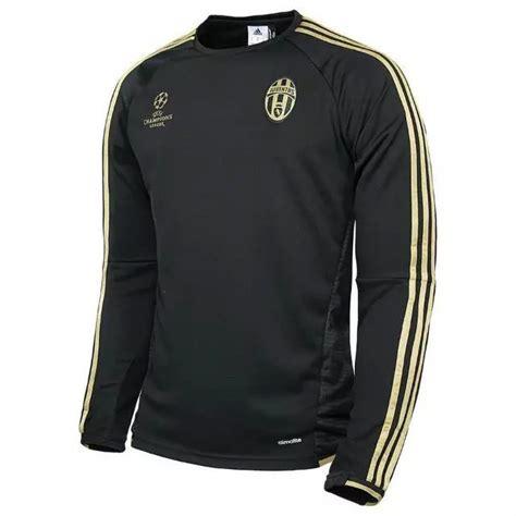 Sweater Club Juventus 2015 16 Juventus Black Chion Sweater Juventus