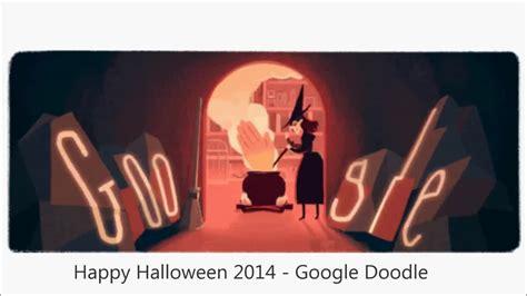 happy doodle 2014 хелоин е ще празнувате ли с нас doodle