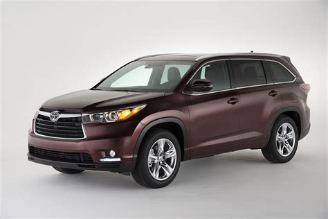 2015 Toyota Highlander Specs 2015 Toyota Highlander Reviews Specs And Prices Cars